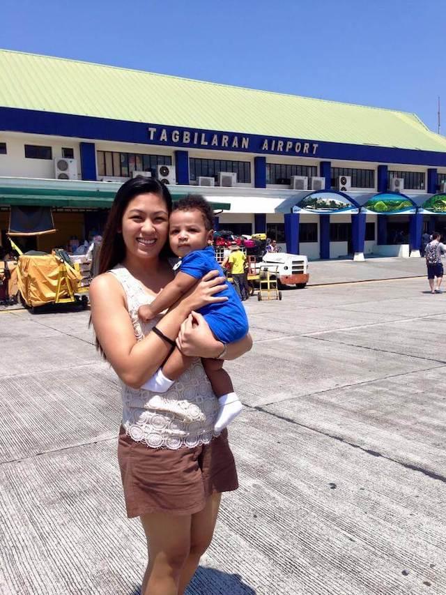 Tagbilaran airport