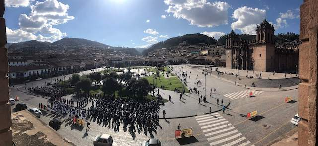 Cusco, Peru by Roaming Nanny
