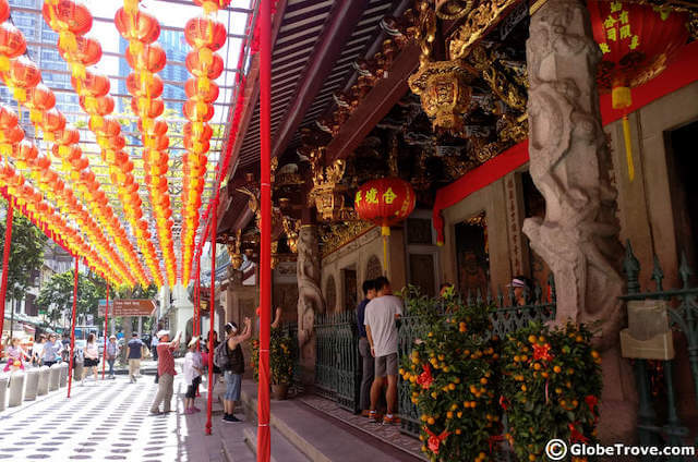 Singapore Chinatown by GlobeTrove