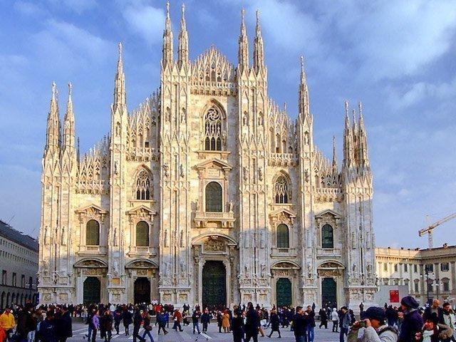 Milan, Italy by Violeta Matei
