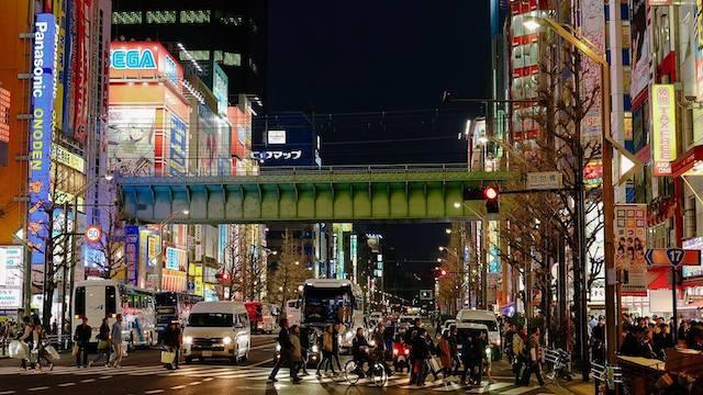 Tokyo, Japan by And Then I Met Yoko