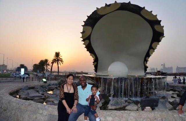 Pearl Monument, Qatar