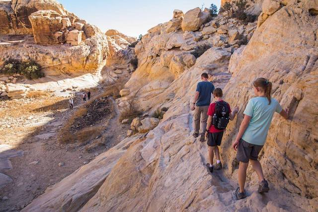 Hike Red Rock Canyon