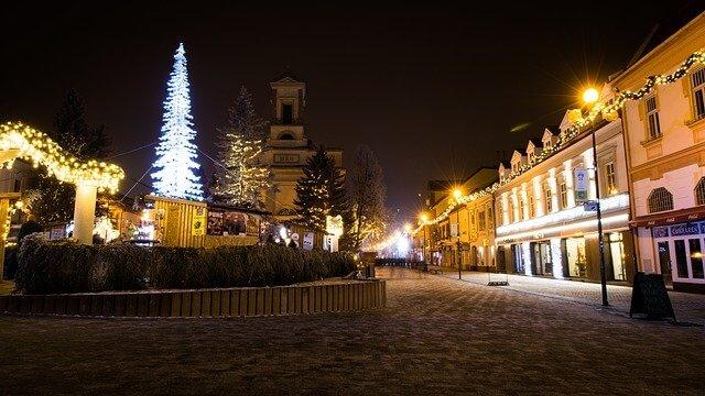 Slovakia Christmas