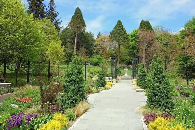 Morris Arboretum, Chestnut Hill, Philadelphia