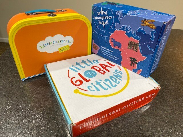 travel subscription boxes for kids