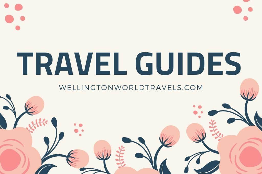 Travel Guide - Wellington World Travels