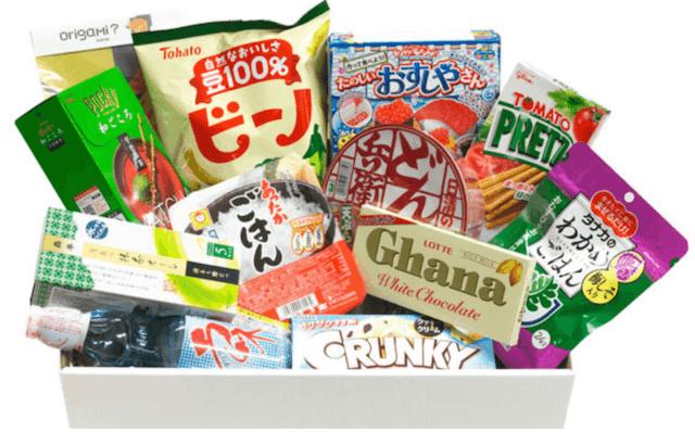 Japan Centre Pop Culture Snack Box