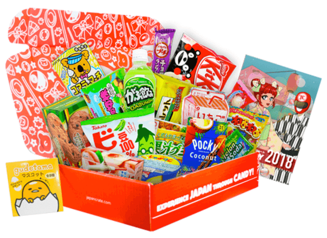 Japan Crate [subscription box]