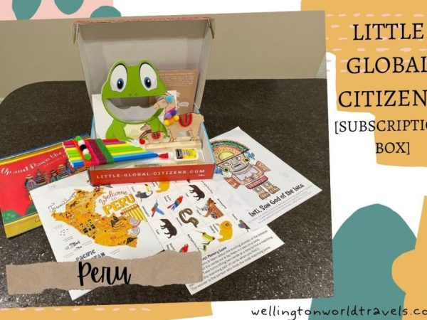Learning About Peru With Little Global Citizens Subscription Box