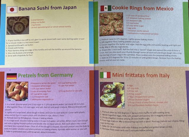 Recipes - Green Kid Crafts