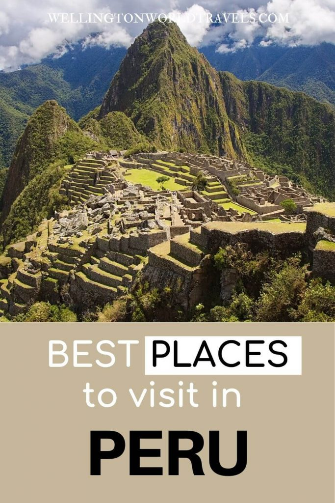 Places to see in Peru