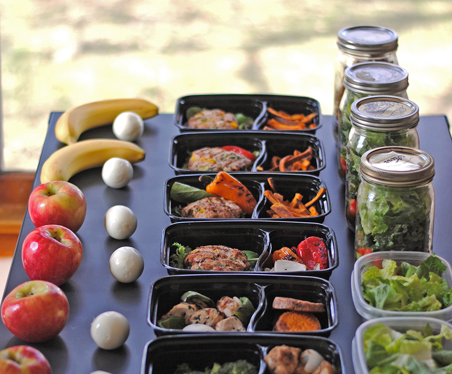 4 Styles of Meal Prep to Support Your Busy Life