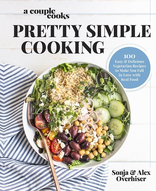 Pretty Simple Cooking: 100 Easy and Delicious Vegetarian Recipes to Make You Fall in Love with Read Food