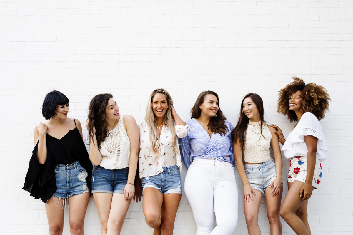 5 Reasons Women Thrive With A Tribe