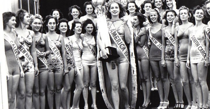 Miss America 1939, photo courtesy of Miss America.
