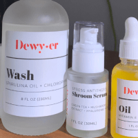 #MyCleanBeautyShelf: Peek Inside the Morning Routine of Harley Gusman, Founder of Dewyer.