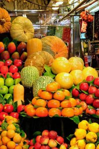 fruit, vegetables, balanced diet, health, food
