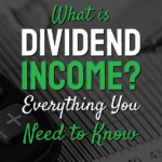 Investing in dividend income