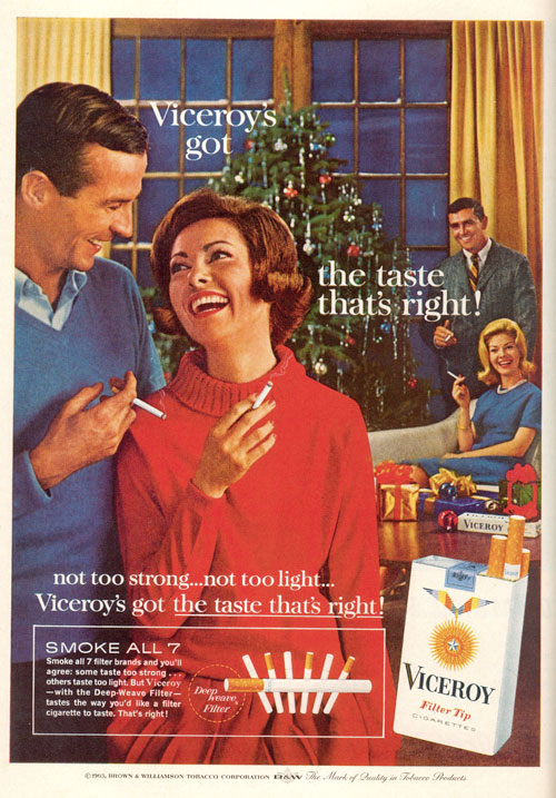 40 Gorgeous Vintage Tobacco Advertisements WellMedicated