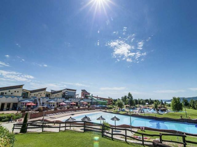 Annagora aquapark, Balatonfired