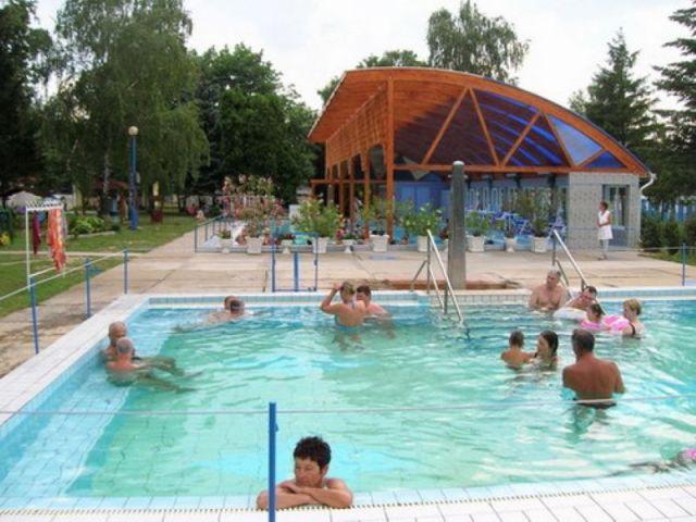 Termalna banja i kupalište, Borgata