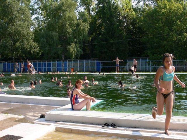 Bršljan banja, kupalište i kamp, Mezekovačhaza Mađarska