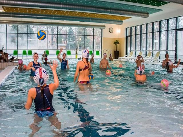 Lekovita banja i kupalište, Čongrad Mađarska