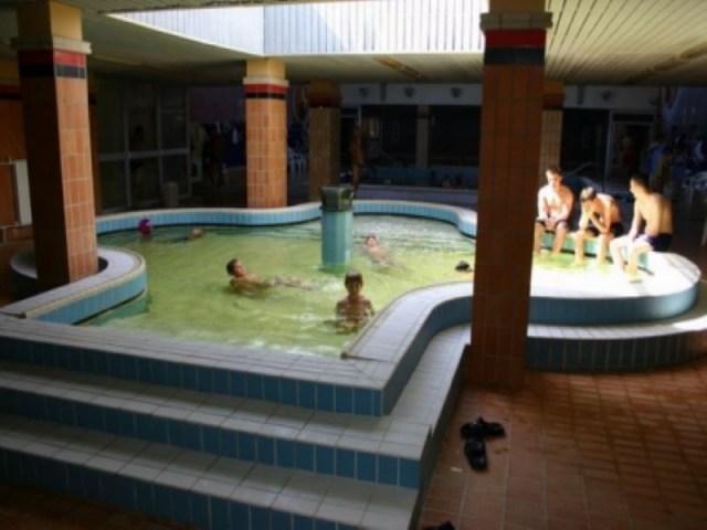 Banja i kupalište Julia, Njiređhaza