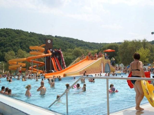 Aqua park, Orfi Mađarska
