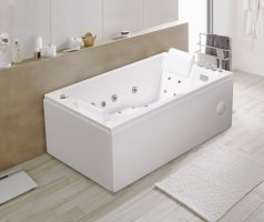 2 Personen Whirlpool Badewanne Mit Dusche / 2 Personen ...
