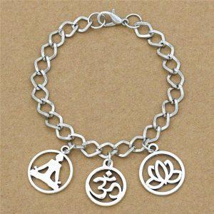 Zen Bracelet Lotus