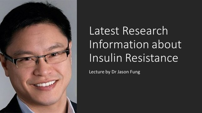 Latest research of insulin resistance
