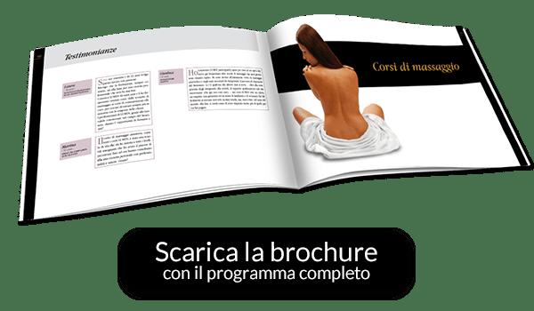 programma dei corsi di massaggio LUMEN