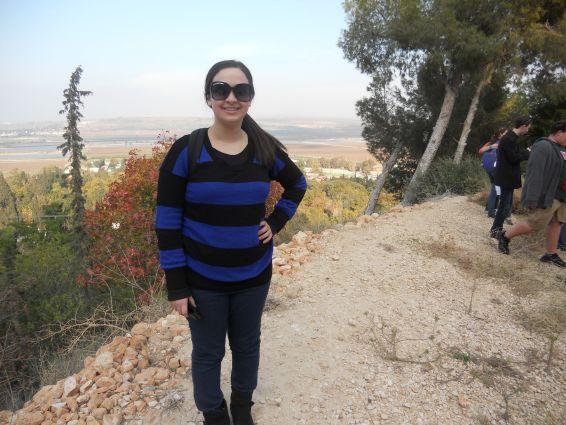 Wandering around a Kibbutz!