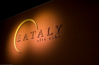 Benvenuto a Eataly!