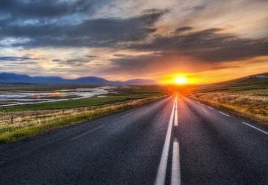 five rules of road trips