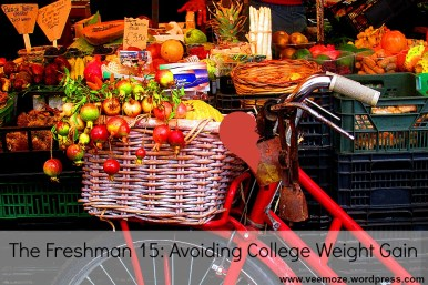 The Freshman 15: Avoiding College Weight Gain