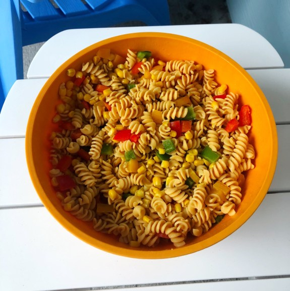 Gluten-Free Pasta Salad | Wellness & Wanderlust