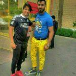 イラン代表GKがスポンジ・ボブ風パンツを履き6か月の出場停止処分 スポンジボブと言えばこんな話題も…