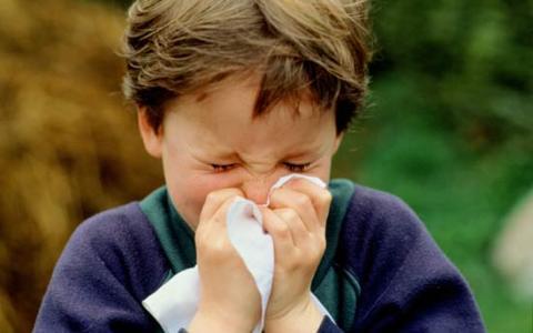 ไขปัญหา โรคภูมิแพ้ เรื้อรังในเด็ก