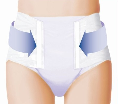 Adult Diapers for Fecal Incontinence Management