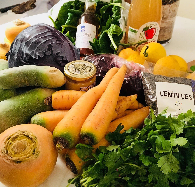 Recettes végétales avec Maréchal Fraîcheur