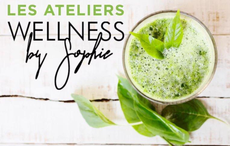 Le Premier Atelier Wellness By Sophie à Lyon
