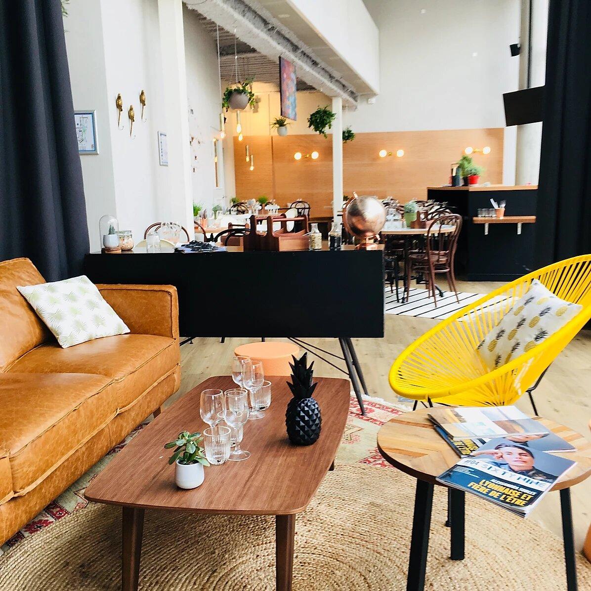Modjo By Nextdoor : espace restauration Food à Lyon