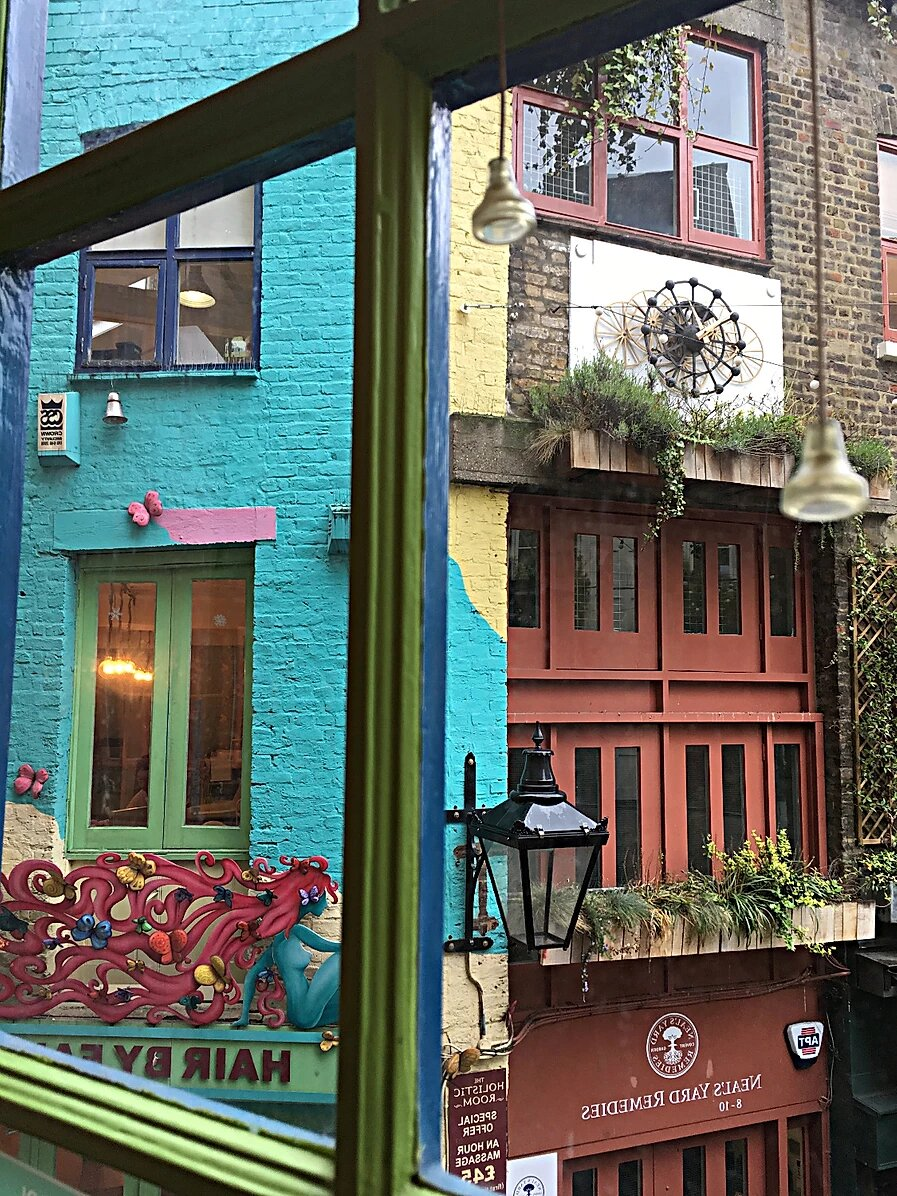 Wild Food Café à Londres