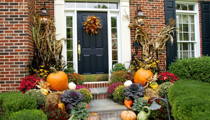 Your Front Door and Your Finances
