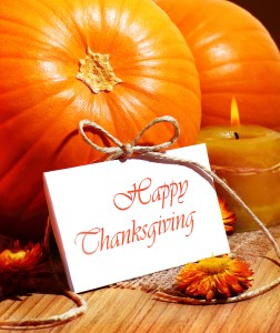 Happy Thanksgiving with Love!