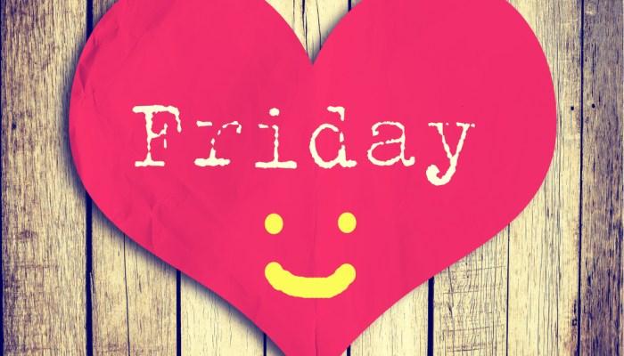 Forgiveness Friday