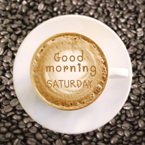 Saturdays are special and  perfect to simplify our lives!